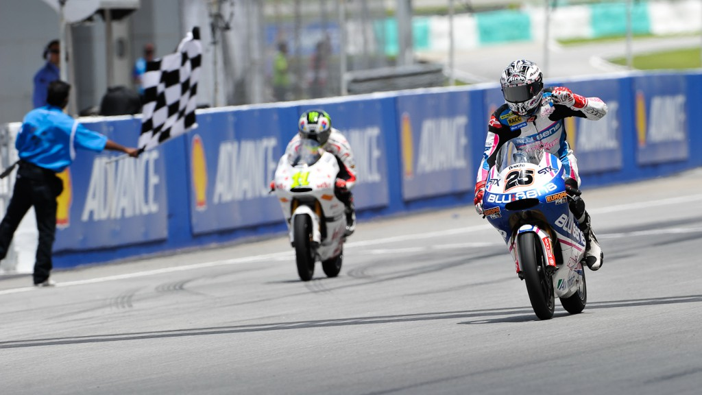 Maverick Viñales, Blusens by Paris Hilton Racing, Sepang RAC