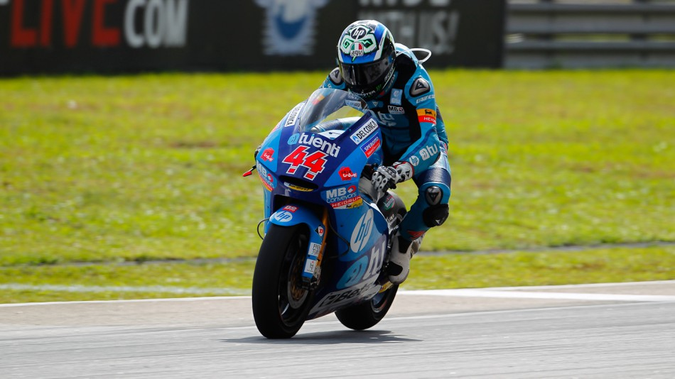 Pol Espargaro, HP Tuenti Speed Up, Sepang WUP