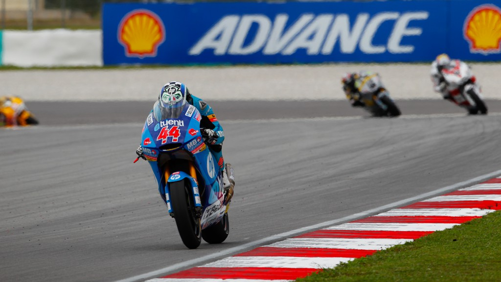 Pol Espargaro, HP Tuenti Speed Up, Sepang RAC