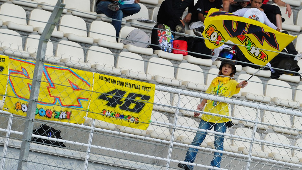 Valentino Rossi´s Fans, Sepang