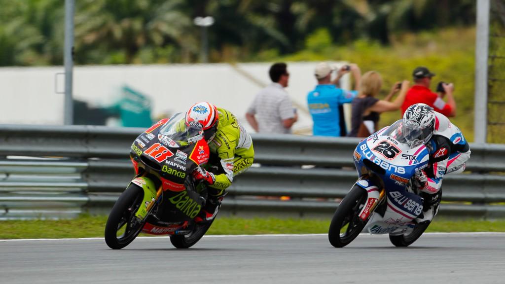 Nico Terol, Maverick Viñales, Bankia Aspar Team 125cc, Blusens by Paris Hilton Racing, Sepang RAC