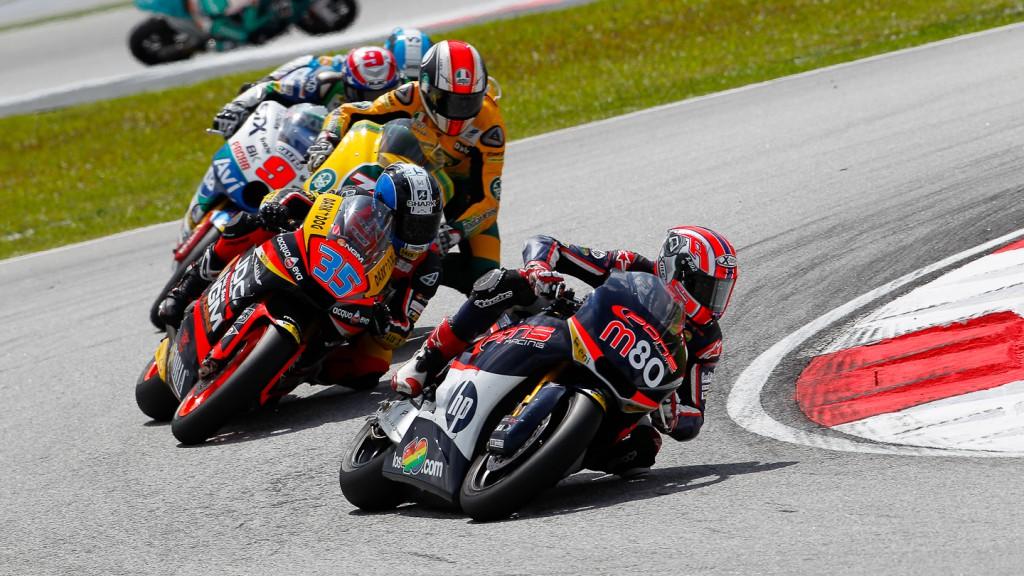 Moto2, Sepang RAC