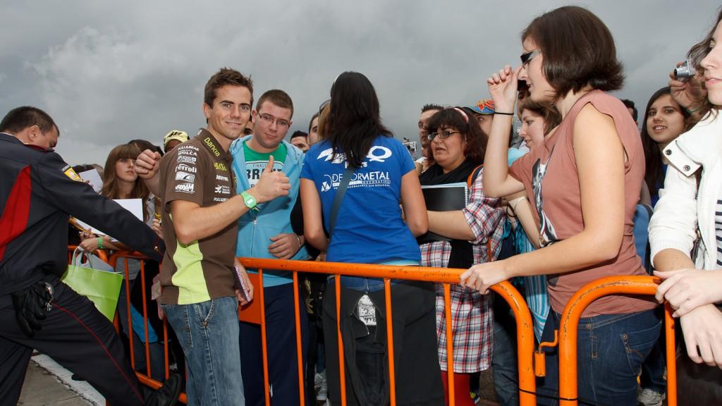 Nico Terol, Bankia Aspar Team 125cc, Day of Champions, Comunitat Valenciana Circuit