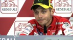 Rossi anticipates emotional weekend