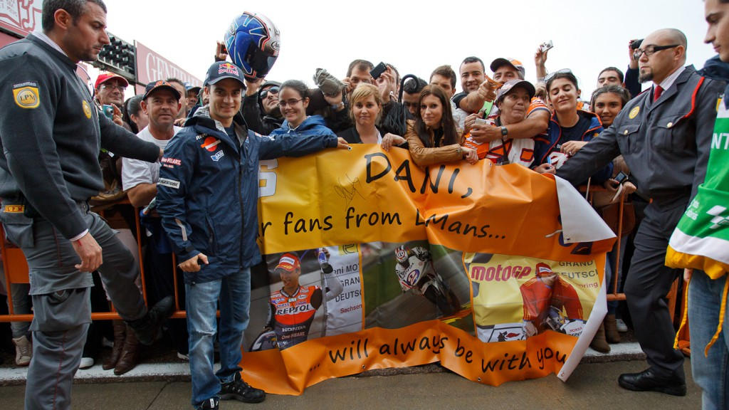 Dani Pedrosa, Repsol Honda Team, Day of Champions, Comunitat Valenciana Circuit