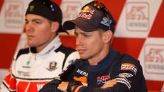 Casey Stoner, Repsol Honda, Gran Premio Generali de la Comunitat Valenciana Press Conference