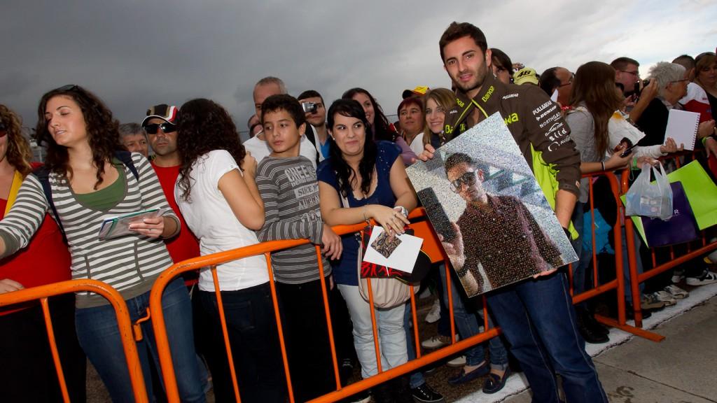 Hector Faubel, Bankia Aspar Team 125cc, Day of Champions, Comunitat Valenciana Circuit