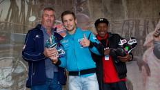 Alvaro Bautista, Rizla Suzuki MotoGP, Day of Champions, Comunitat Valenciana Circuit