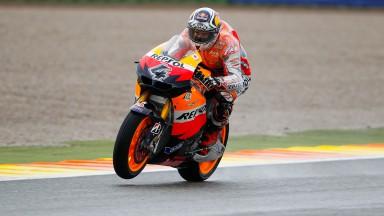 Andrea Dovizioso, Repsol Honda Team, Valencia FP2