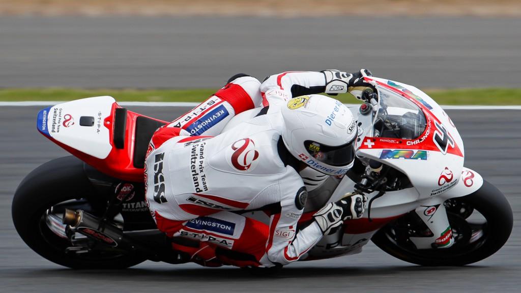 Randy Krummenacher, GP Team Switzerland Kiefer Racing