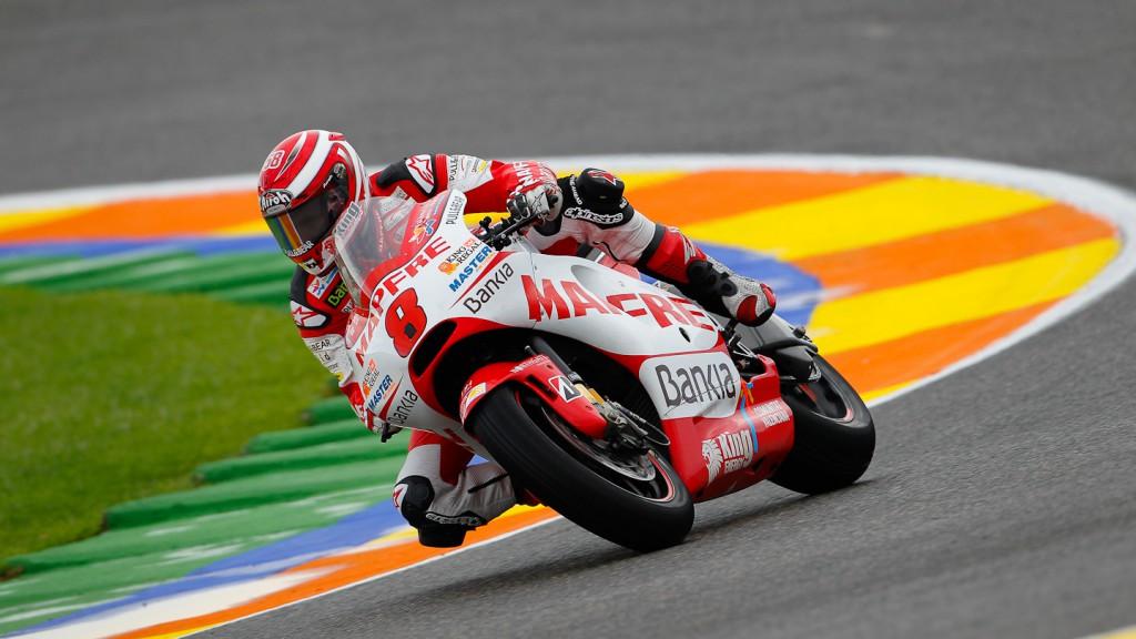 Hector Barbera, Mapfre Aspar Team MotoGP, Valencia FP2