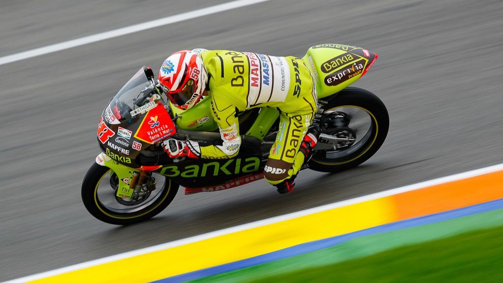 Nico Terol, Bankia Aspar Team 125cc, Valencia FP2