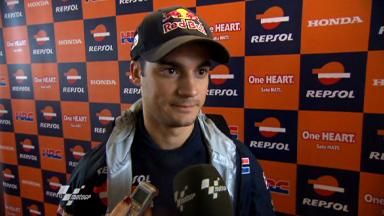 Pedrosa completes Repsol Honda one-two