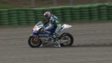 Valencia 2011 - Moto2 - FP2 - Action - Kenny Noyes