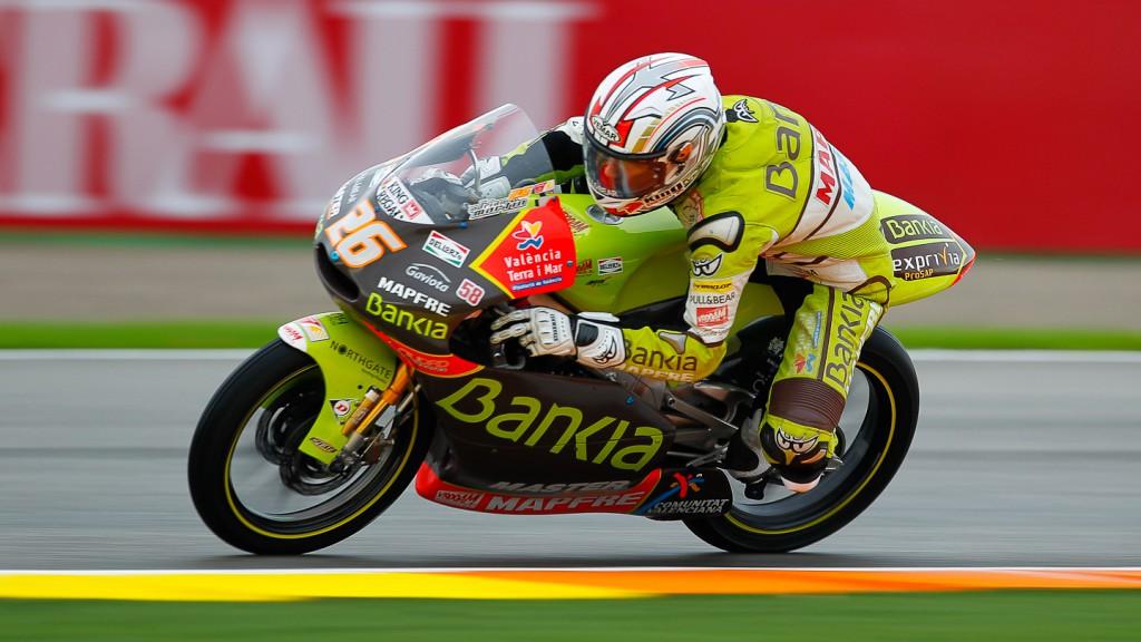 Adrian Martin, Bankia Aspar Team 125cc, Valencia FP2