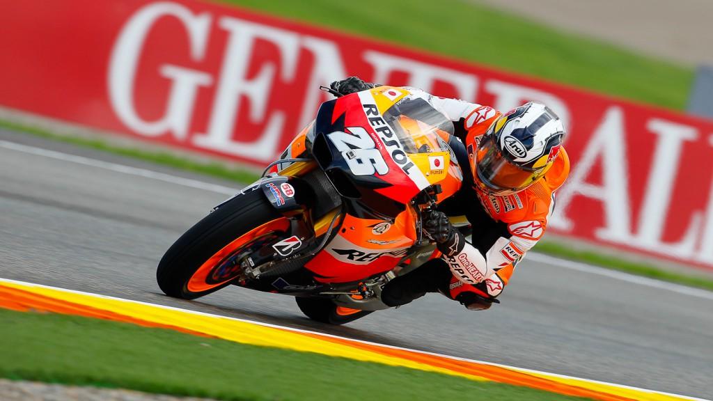 Dani Pedrosa, Repsol Honda Team, Valencia FP2