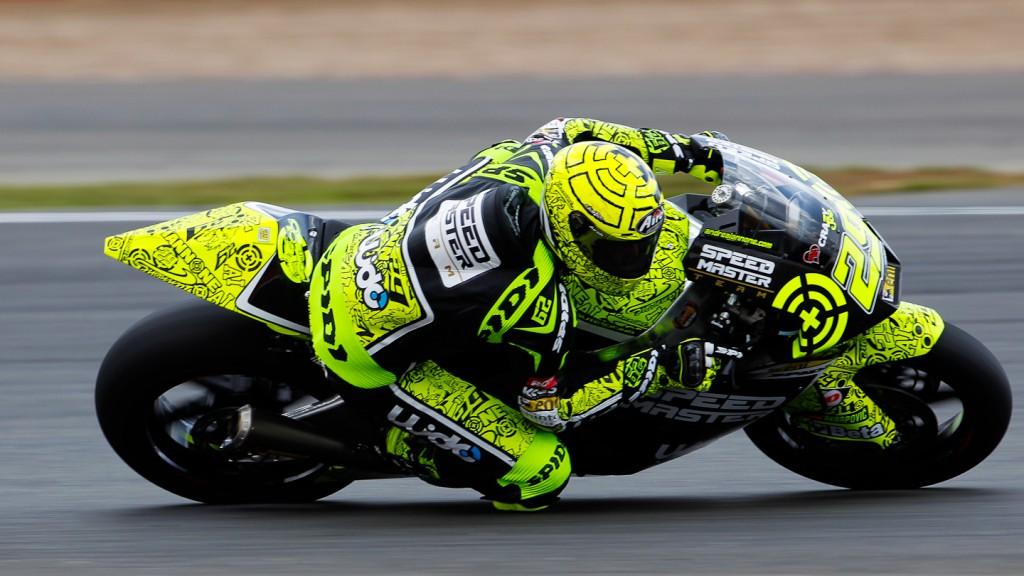 Andrea Iannone, Speed Master