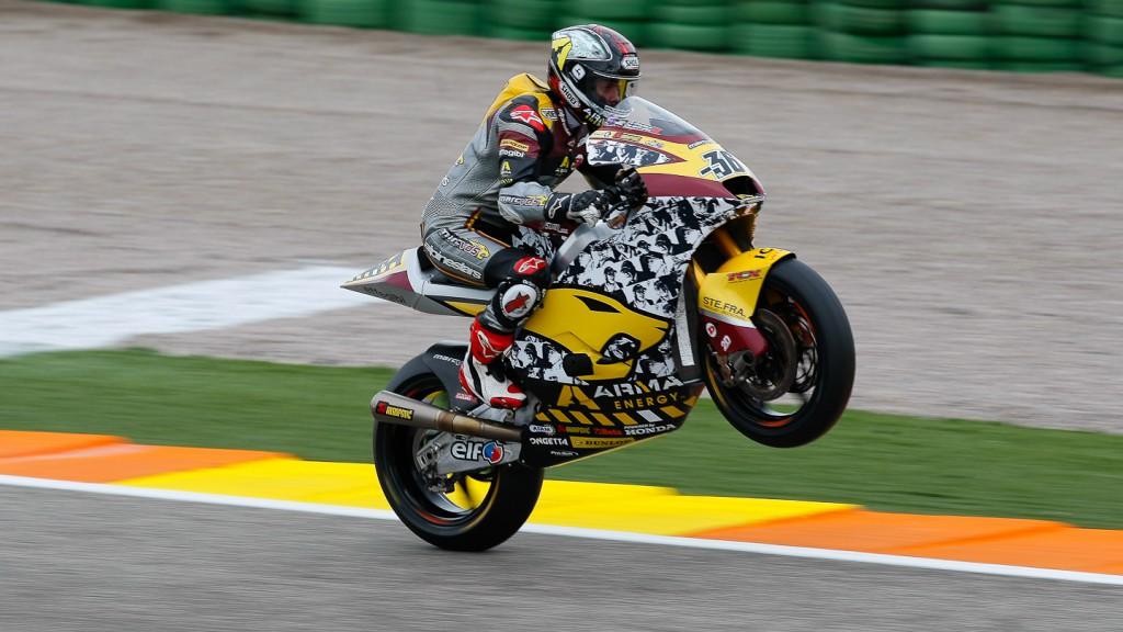 Mika Kallio, Marc VDS Racing Team, Valencia FP2