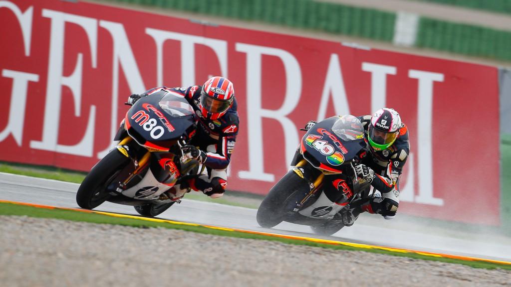 Axel Pons, Aleix Espargaro, Pons HP 40, Valencia FP2