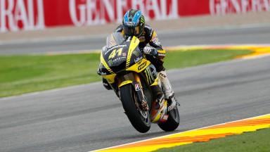 Josh Hayes, Monster Yamaha Tech 3, Valencia FP2