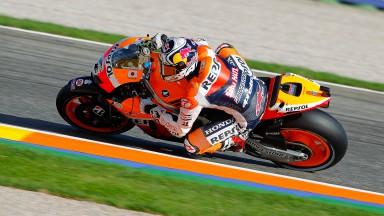 Andrea Dovizioso, Repsol Honda Team, Valencia QP