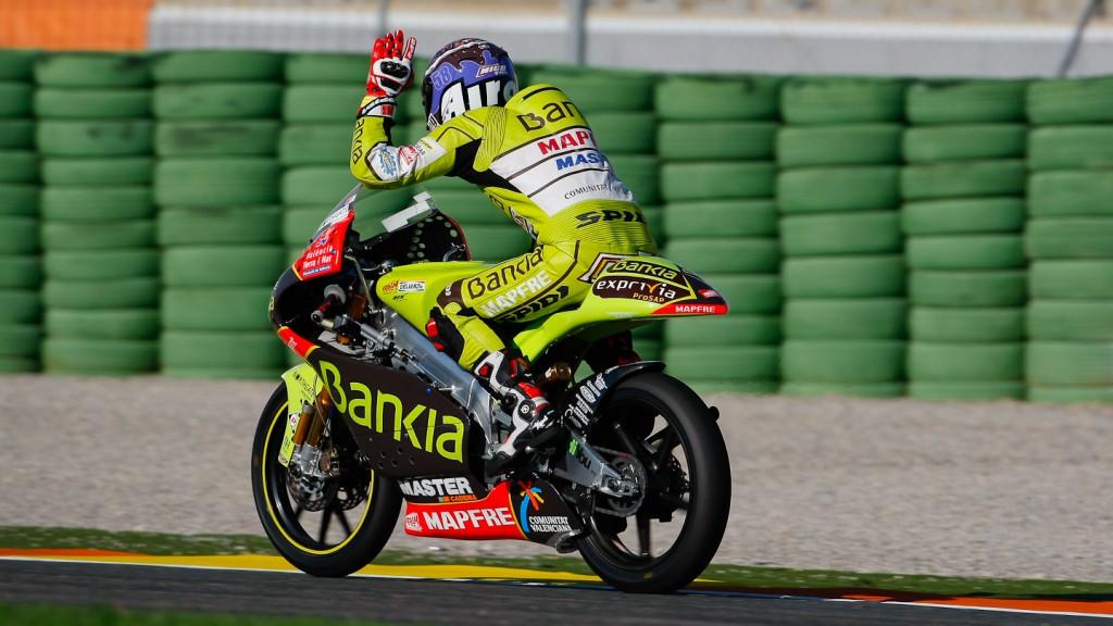 Nico Terol, Bankia Aspar Team 125cc, Valencia QP