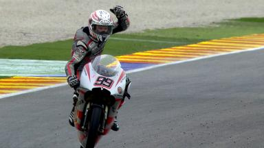 Valencia 2011 - 125cc - QP - Highlights