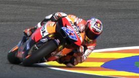 Valencia 2011 - MotoGP - FP3 - Action - Casey Stoner