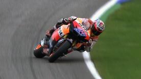 Valencia 2011 - MotoGP - QP - Action - Casey Stoner