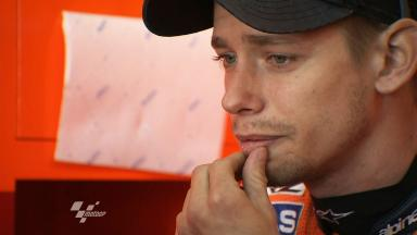 Valencia 2011 - MotoGP - QP - Highlights
