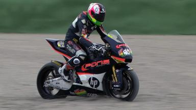 Valencia 2011 - Moto2 - FP3 - Action - Axel Pons