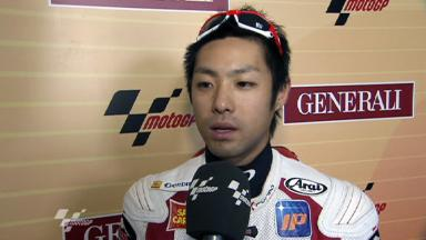 Takahashi completes significant Gresini 1-2 in QP