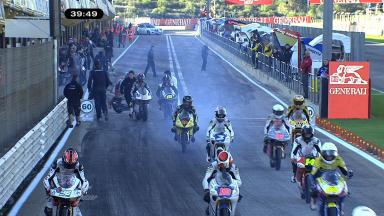 Valencia 2011 - 125cc - FP3 - Full session