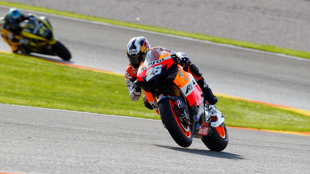 Dani Pedrosa, Repsol Honda Team, Valencia QP