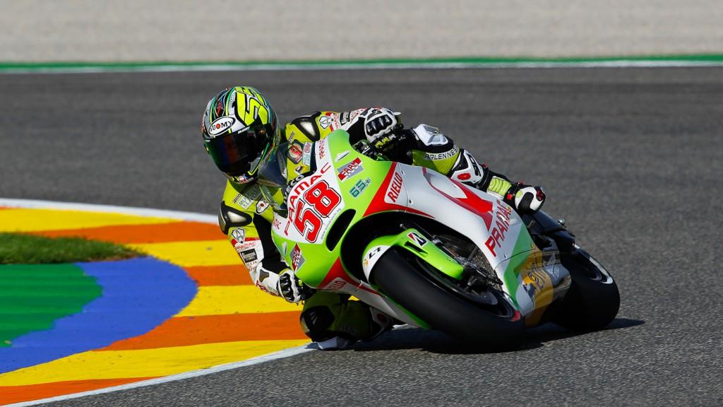 Loris Capirossi, Pramac Racing Team, Valencia QP