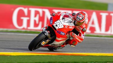 Nicky Hayden, Ducati Team, Valencia QP