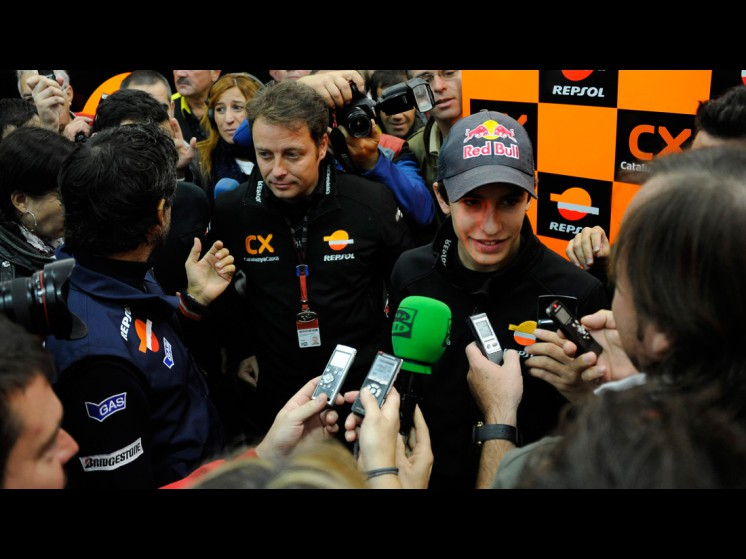 -Moto GP- Season 2011- - marquez slideshow