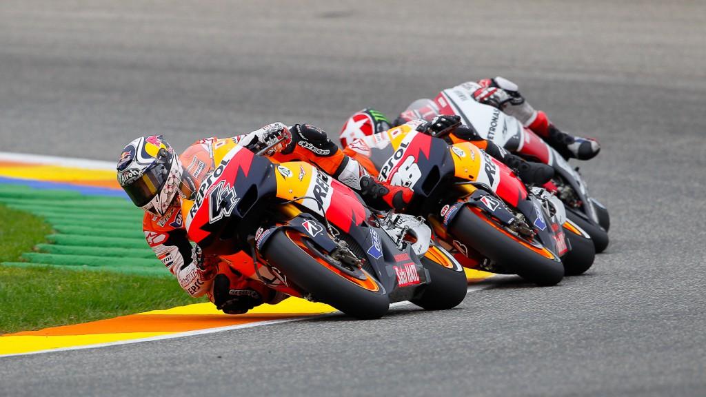 Andrea Dovizioso, Repsol Honda Team, Valencia RAC