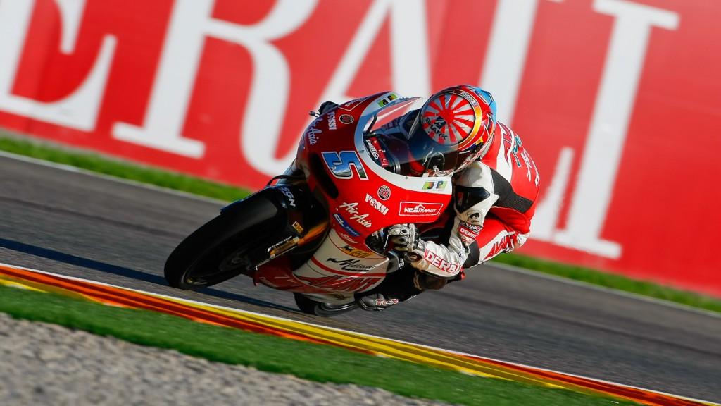 125cc, Valencia QP