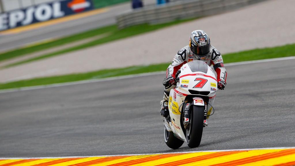 Hiroshi Aoyama, San Carlo Honda Gresini, Valencia RAC