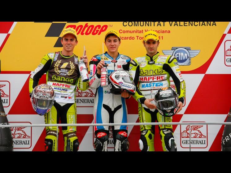 -Moto GP- Season 2011- - 18nicoterol25maverickvinales55hectorfaubel125cc slideshow