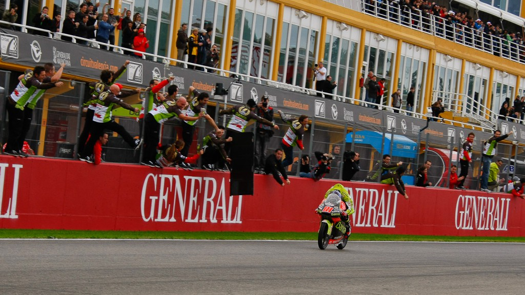 Nico Terol, Bankia Aspar Team 125cc, Valencia RAC