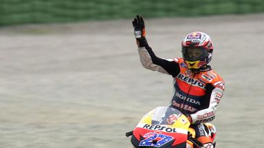 Valencia 2011 - MotoGP - Race - Highlights