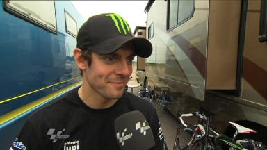 Crutchlow thrilled with fourth