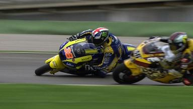 Valencia 2011 - Moto2 - Race - Action - Bradley Smith - Crash