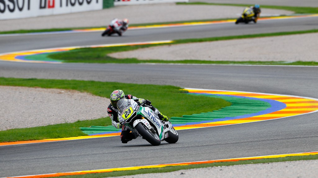 Toni Elias, LCR Honda MotoGP, Valencia RAC