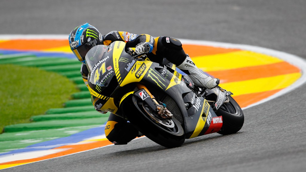 Josh Hayes, Monster Yamaha Tech 3, Valencia WUP