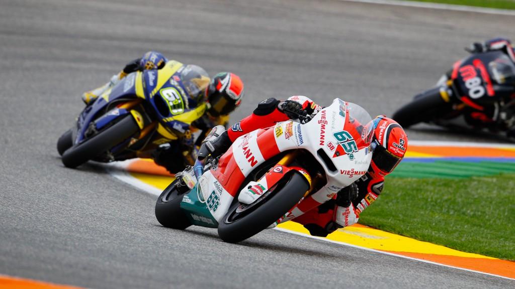 Moto2, Valencia QP