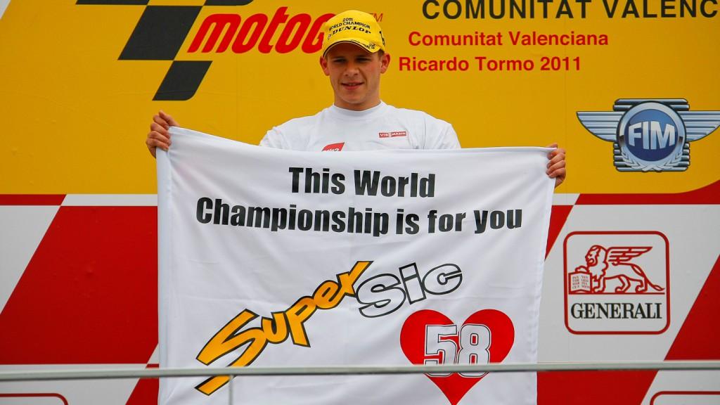 Stefan Bradl, Viessmann Kiefer Racing, Valencia RAC