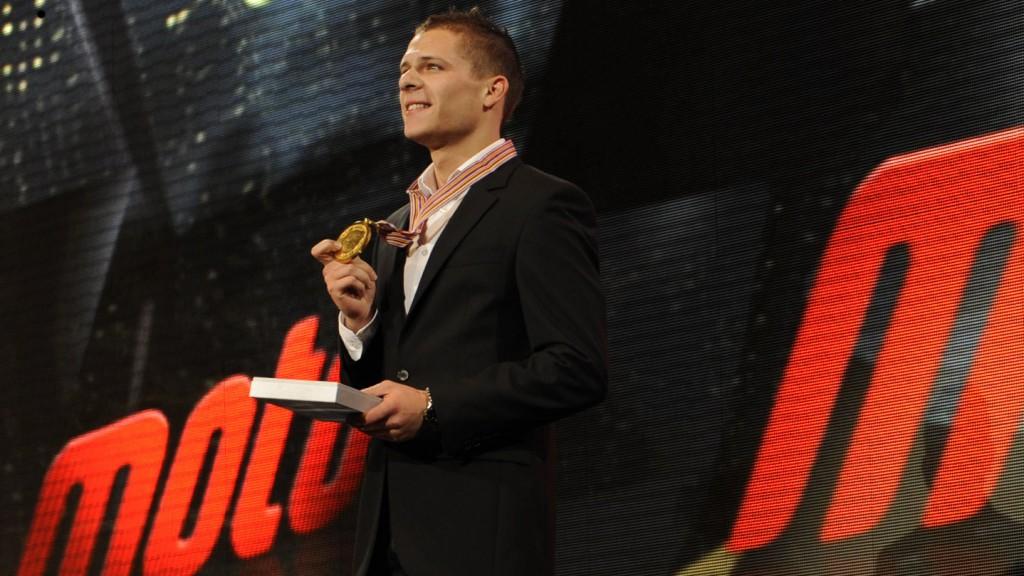 2011 FIM MotoGP Awards, Stefan Bradl